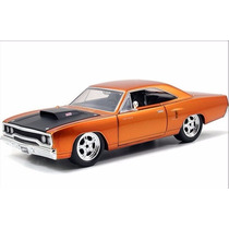 Velozes Furiosos 1/24 Plymouth Road Runner Fast Furious 7