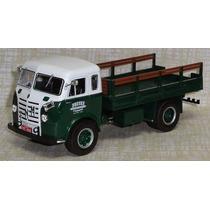 Col. Caminhões Brasileiros - Vol. 3 Fnm D-9500 Brasinca 1957