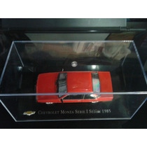 Coleção Chevrolet #05 - Monza Série L Sedan - 1995