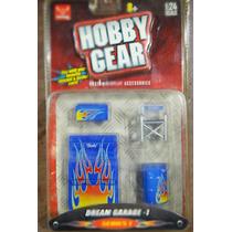 Hobby Gear Acessorios Para Diorma 1:24 Garagem