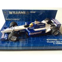 Minichamps 1/43 Williams F1 Bmw Fw23 Ralf Schumacher 2001