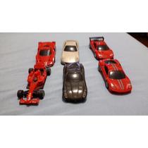 Coleção Completa Carrinhos Ferrari Shell Brinquedo Raro
