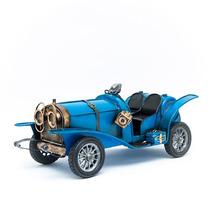 Miniatura Carro Antigo Conversível - Azul
