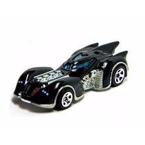 Batmóvel Hot Wheels Minitura Carrinho Coleção Raro