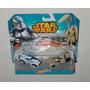 Pac Mini Hot Wheels Star Wars Clone E Drone 1:64 Original