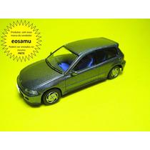 Honda Civic Sir-ii Hatch 5a Geração 1993 Tomica Limited 1/64