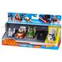 Coleção Hot Wheels Star Wars - Pack Com 5 Veículos - Mattel