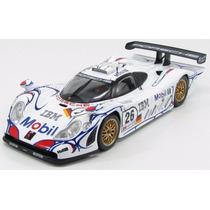 Porsche 911 Gt1 Maisto 1:18 Gt Racing Carros Miniaturas