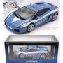 1/18 Autoart Lamborghini Gallardo Lp560-4 Policia Italiana