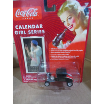 Miniatura Coca Cola Calendar Girls January