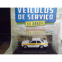 Miniatura Carro De Serviço Auto Escola