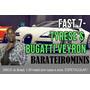 1:24 Fast & Furious 7 Bugatti Veyron - Roman Pierce