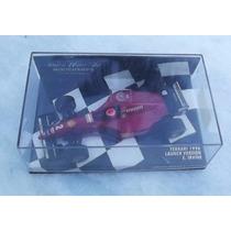 Miniatura De Ferro Ferrari 1996 Launch Version E. Ervine