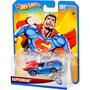 Hot Wheels Dc Universe Edição Especial Superman