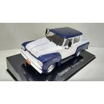 Chevrolet Collection Vol.06 Alvorada 1962 Box+livreto