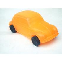 Volkswagen -fusca -brinquedo Em Plastico Bolha 25 Cm