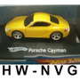 Hot Wheels 1:87 Porsche Cayman Lacrado Escala Ho