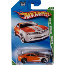 Hot Wheels - Treasure Hunt 2010 - Chevy Camaro T-hunt