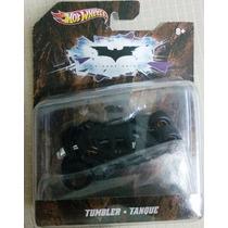 The Dark Knight Batmobile Batman Tumbler - Hot Wheels 1/50