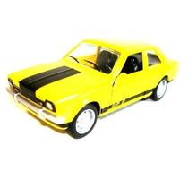Carro Miniatura Metal Clássicos Nacionais - Chevette Gp2