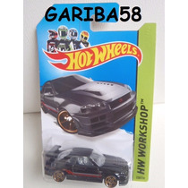 Hot Wheels Nissan Skyline Gt-r (r34) 2014 Workshop Gariba58