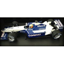 Bmw Williams F1 Ralf Schumacher Imola 2001 - 1:18 Hotwheels