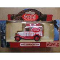 Miniatura Coca Cola Lledo Model A