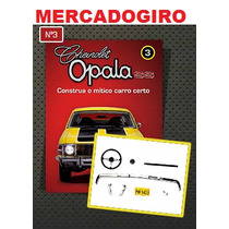 Miniatura Peça Chevrolet Opala Ss1:8 Fascículo P/ Montar N*3