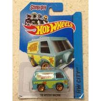 Van Retro Maquina De Mistérios Do Scooby Doo Mystery Machine