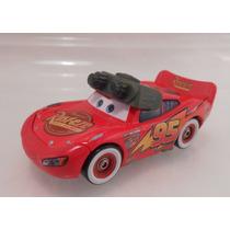 Disney Cars Mc Queem Com Oculos Visão Noturna Night Vision