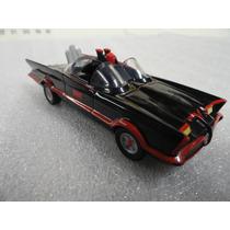 Super Carrinho Batman - Fricção - Luz Vermelha Colecionador
