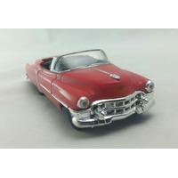Miniatura Cadillac Eldorado 1953 Conversível Vermelho