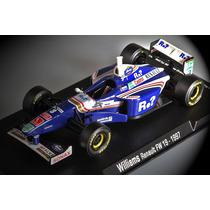 Jacques Villeneuve Williams Fw19 1997 Miniatura F1 Rba 1/43