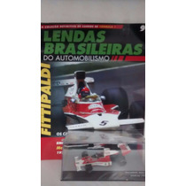 Lendas Brasileiras Ed. 09 Emerson Fittipaldi Mclaren M23