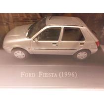 Carros Inesquecíveis Do Brasil Ed 94 Ford Fiesta (1996)