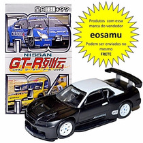 Nissan Skyline Gt-r R34 Nismo Test Car Escala 1/64 Secret -