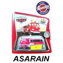 Disney Cars Red Bombeiro Story Tellers Original Mattel