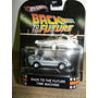 Hot Wheels Retro Raro - Back To The Future Time Machine 1:64