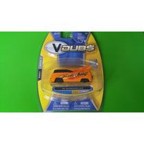 Jada Toys Vw Kombi Drag Esc.1.64 Produto Novo Lacrado.