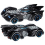 Batman Arkham Asylum Batmobile Batmóvel 2013 Hot Wheels