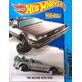 Back To The Future Machine-hover Hotwheels 2015 Lacrado