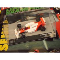 Lendas Brasileiras Ed. 01 Ayrton Senna Maclaren Mp4/4