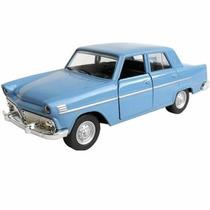 Carro Miniatura Metal Classicos Nacionais - Aero Willys 1965