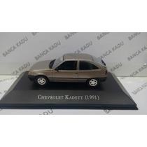 Kadett 1991 Carros-inesqueciveis Do Brasil Chevrolet 1:43