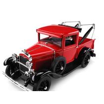1931 Ford Model A Guincho Tow Truck 1:18 Signature Vermelho