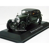 Miniatura Bentley Speed Six 1930 1/43 Ixo Altaya