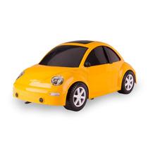 Miniatura New Beetle - Novo Fusca Brinquedo Plástico 28cm