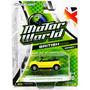 309 - Greenlight Motor World R6 - Mini Cooper Conv - Yellow