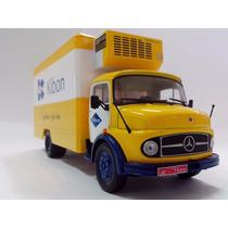 Caminhão Miniatura Kibon - Planeta Deagostine