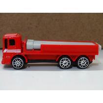 Pipe Truck Caminhão - Maisto - 1:64 - Loose